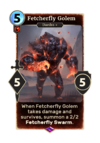 Fetcherfly Golem