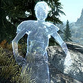 A Ghost in Skyrim