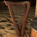 ON-item-Tuneless Harp of Fiirgarion the Bard (museum).jpg